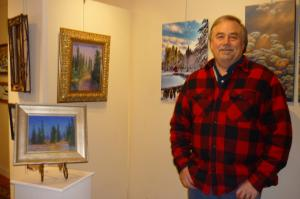 Meet The Artist David Patterson